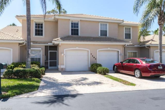 7585 Meadow Lakes Dr #402, Naples, FL 34104 (MLS #218017456) :: RE/MAX Realty Group