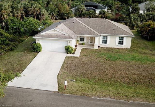 815 Porter St E, Lehigh Acres, FL 33974 (MLS #218018770) :: RE/MAX Realty Group