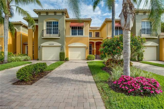 12259 Toscana Way #202, Bonita Springs, FL 34135 (MLS #218018817) :: The Naples Beach And Homes Team/MVP Realty