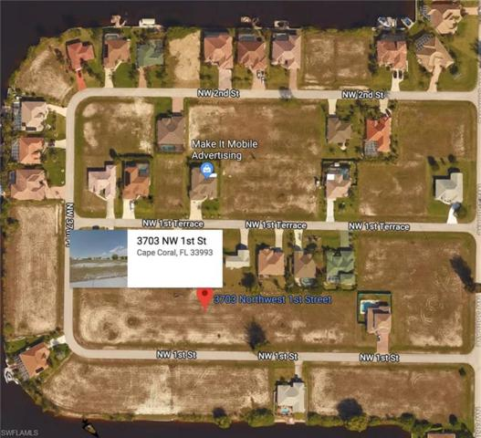 3703 NW 1st St, Cape Coral, FL 33993 (MLS #218020243) :: The Naples Beach And Homes Team/MVP Realty
