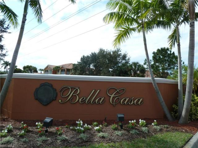 13160 Bella Casa Cir #1101, Fort Myers, FL 33966 (MLS #218020554) :: The Naples Beach And Homes Team/MVP Realty