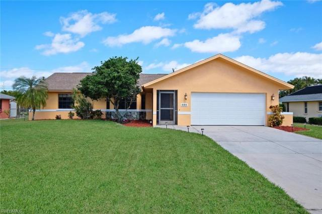 151 SE 5th St, Cape Coral, FL 33990 (MLS #218022597) :: The Naples Beach And Homes Team/MVP Realty