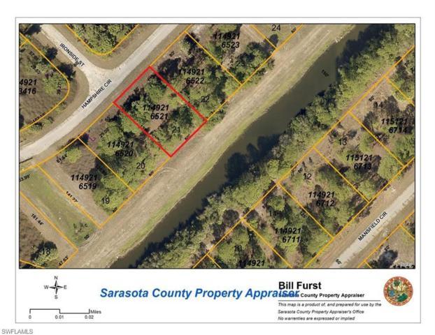 Hampshire Cir, North Port, FL 34288 (MLS #218022741) :: RE/MAX Realty Group