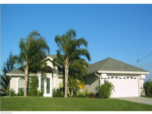 1223 NW 20th Pl, Cape Coral, FL 33993 (MLS #218022761) :: The Naples Beach And Homes Team/MVP Realty