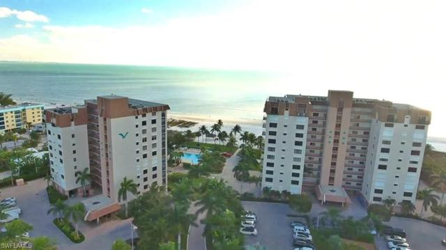 2800 Estero Blvd #1104, Fort Myers Beach, FL 33931 (MLS #218024142) :: RE/MAX Realty Team