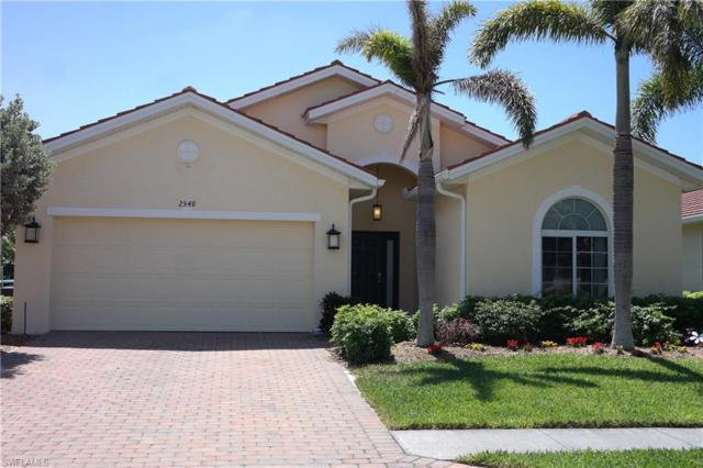 2548 Blackburn Cir, Cape Coral, FL 33991 (MLS #218024576) :: RE/MAX DREAM