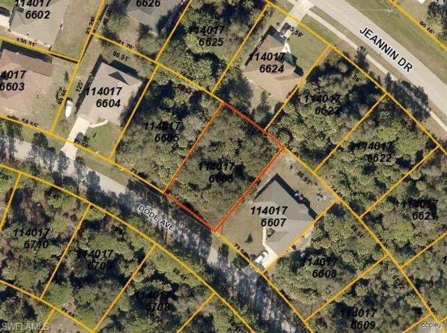 Lot 6 Dode Ave, North Port, FL 34288 (MLS #218024626) :: RE/MAX Realty Group