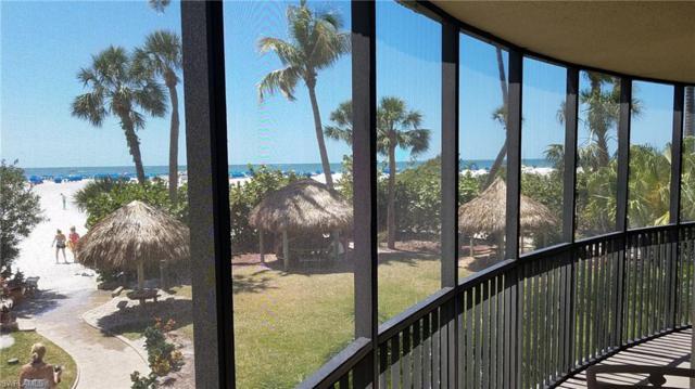 6640 Estero Blvd #102, Fort Myers Beach, FL 33931 (MLS #218024781) :: RE/MAX DREAM