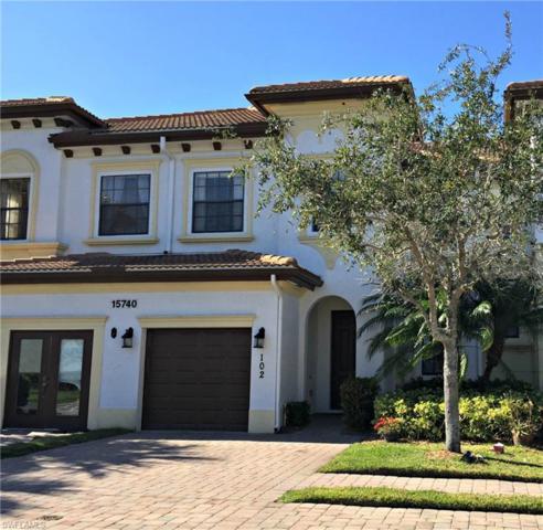 15740 Portofino Springs Blvd #102, Fort Myers, FL 33908 (MLS #218025308) :: RE/MAX DREAM