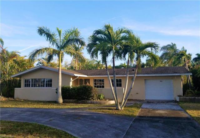 424 Bayshore Dr, Cape Coral, FL 33904 (MLS #218025609) :: The New Home Spot, Inc.