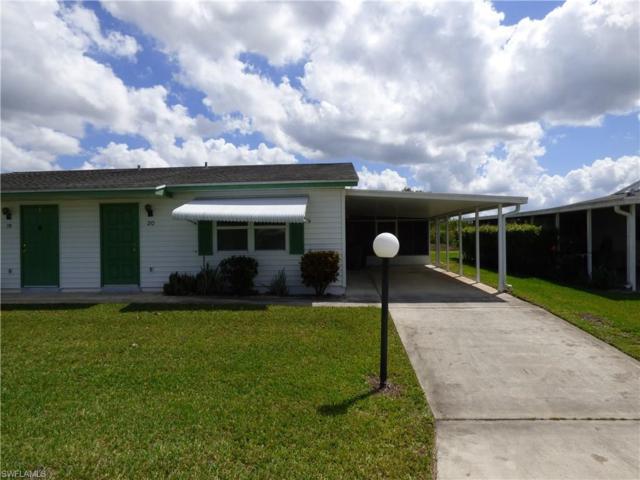 20 Heath Aster Ln, Lehigh Acres, FL 33936 (MLS #218025955) :: RE/MAX DREAM