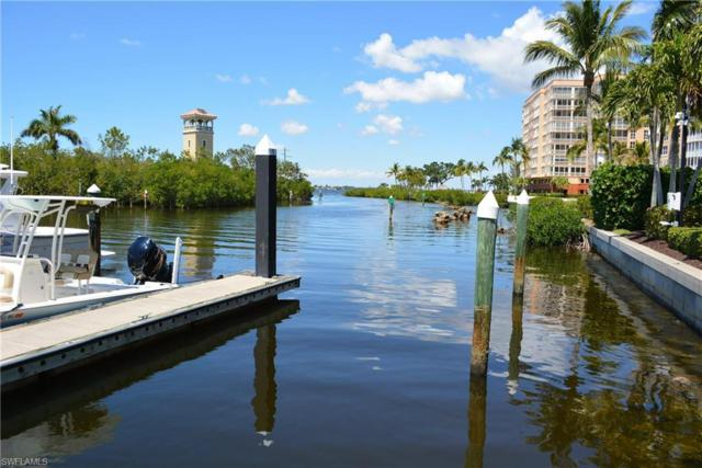 38 Ft. Boat Slip At Gulf Harbour J-1, Fort Myers, FL 33908 (MLS #218026213) :: RE/MAX Realty Team