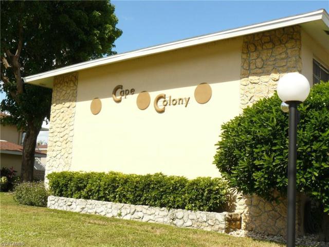 4006 Coronado Pky #109, Cape Coral, FL 33904 (MLS #218026344) :: Clausen Properties, Inc.