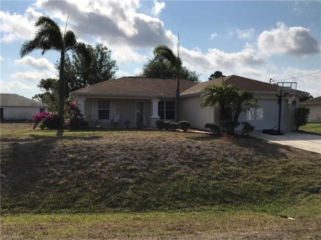 507 Peerless Cir, Lehigh Acres, FL 33974 (MLS #218026717) :: The New Home Spot, Inc.