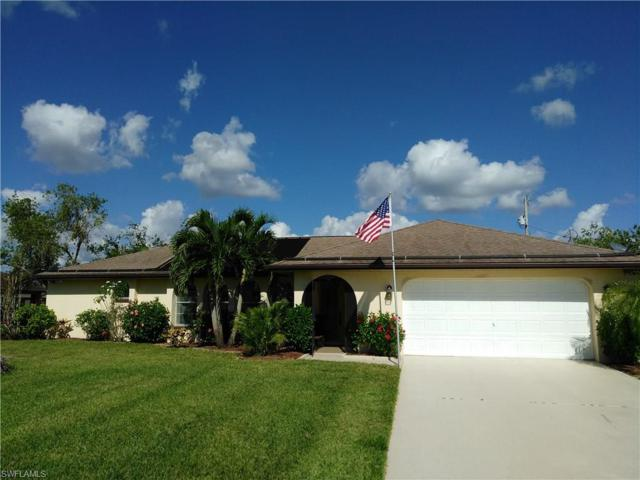 1423 Archer St, Lehigh Acres, FL 33936 (MLS #218027613) :: RE/MAX Realty Group