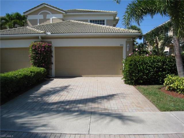9240 Belleza Way #205, Fort Myers, FL 33908 (MLS #218028380) :: The New Home Spot, Inc.