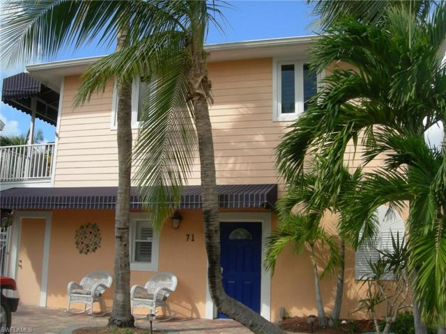 71 Miramar St, Fort Myers Beach, FL 33931 (MLS #218028942) :: RE/MAX Realty Group