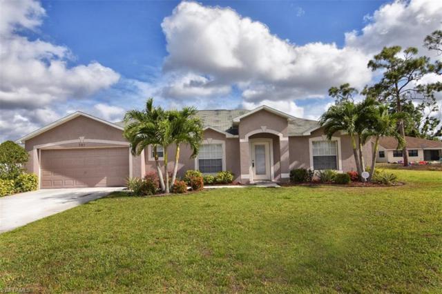 505 Noridge Dr, Lehigh Acres, FL 33936 (MLS #218028950) :: The New Home Spot, Inc.