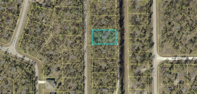 831 Glen Coy Ave E, Lehigh Acres, FL 33974 (MLS #218028978) :: The New Home Spot, Inc.