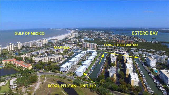 4511 Bay Beach Ln #312, Fort Myers Beach, FL 33931 (MLS #218028999) :: RE/MAX DREAM