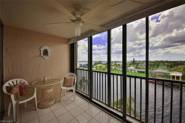 4260 SE 20th Pl #607, Cape Coral, FL 33904 (MLS #218029134) :: RE/MAX Realty Team