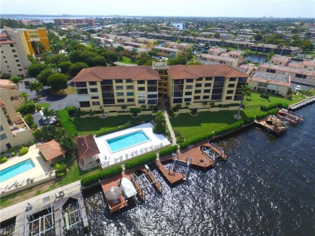 4015 SE 20th Pl #303, Cape Coral, FL 33904 (MLS #218029398) :: The Naples Beach And Homes Team/MVP Realty