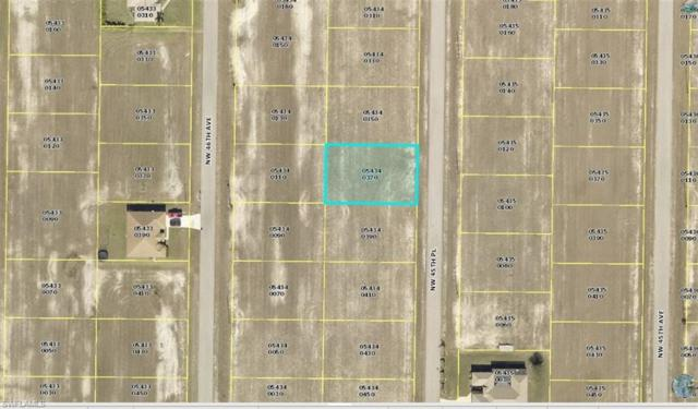 3440 NW 45th Pl, Cape Coral, FL 33993 (MLS #218030079) :: The New Home Spot, Inc.