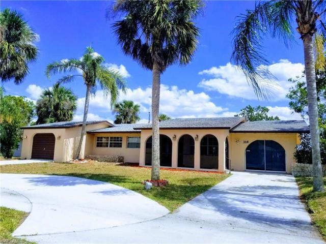 314 Dania St, Lehigh Acres, FL 33936 (MLS #218030089) :: RE/MAX Realty Group
