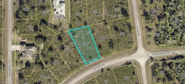 1895 Jacinto Ave, Lehigh Acres, FL 33972 (MLS #218030116) :: The New Home Spot, Inc.