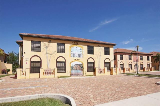 4929 SW 16th Pl #206, Cape Coral, FL 33914 (MLS #218030162) :: The New Home Spot, Inc.