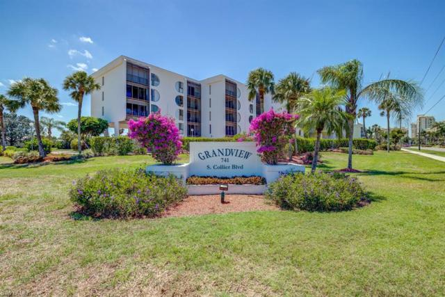 741 S Collier Blvd #301, Marco Island, FL 34145 (MLS #218030700) :: RE/MAX Realty Team