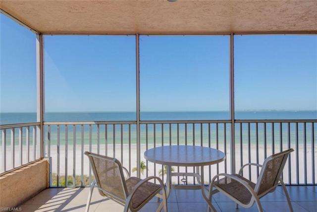 250 Estero Blvd #601, Fort Myers Beach, FL 33931 (MLS #218030708) :: The New Home Spot, Inc.