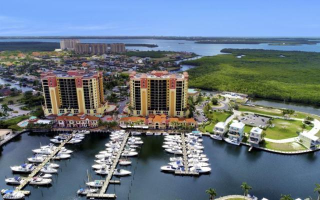 5781 Cape Harbour Dr #1309, Cape Coral, FL 33914 (MLS #218030926) :: The New Home Spot, Inc.
