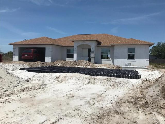 4216 27th St SW, Lehigh Acres, FL 33976 (MLS #218030960) :: The New Home Spot, Inc.