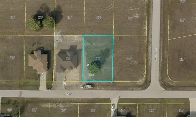 1705 NW 12th St, Cape Coral, FL 33993 (MLS #218031030) :: The New Home Spot, Inc.