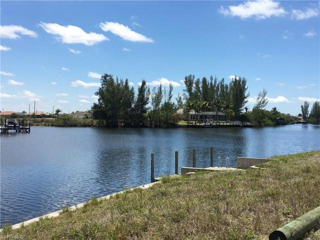 1003 NW 38th Ave, Cape Coral, FL 33993 (MLS #218031387) :: RE/MAX Realty Team