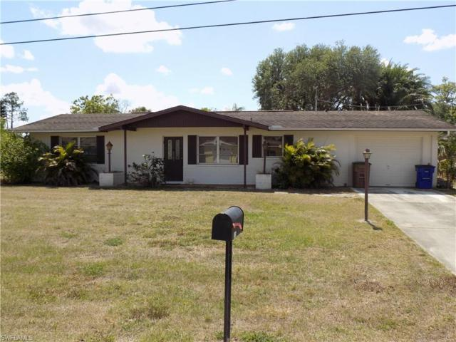 1505 Canal St, Lehigh Acres, FL 33936 (MLS #218031453) :: RE/MAX Realty Group