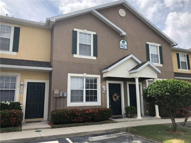 3627 Pine Oak Cir #104, Fort Myers, FL 33916 (MLS #218031793) :: RE/MAX DREAM