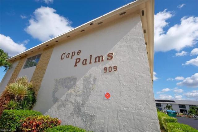 909 SE 46th Ln #214, Cape Coral, FL 33904 (MLS #218032229) :: RE/MAX Realty Team