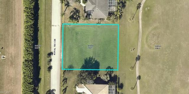 11870 Royal Tee Cir, Cape Coral, FL 33991 (MLS #218033184) :: The New Home Spot, Inc.