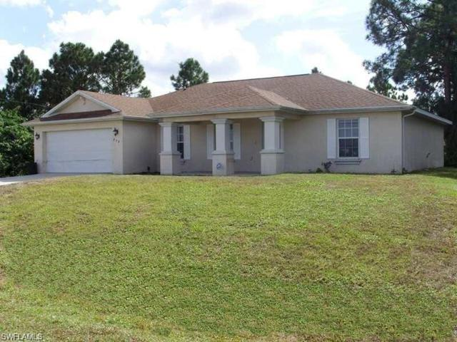 220 Peerless St, Lehigh Acres, FL 33974 (MLS #218033198) :: The New Home Spot, Inc.
