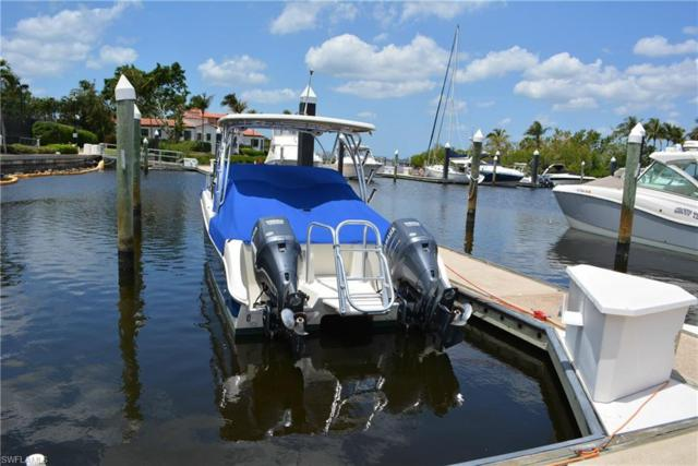 38 Ft. Boat Slip At Gulf Harbour B-23, Fort Myers, FL 33908 (MLS #218033207) :: The Naples Beach And Homes Team/MVP Realty