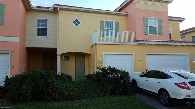 9811 Bodego Way #105, Fort Myers, FL 33908 (MLS #218033291) :: RE/MAX DREAM