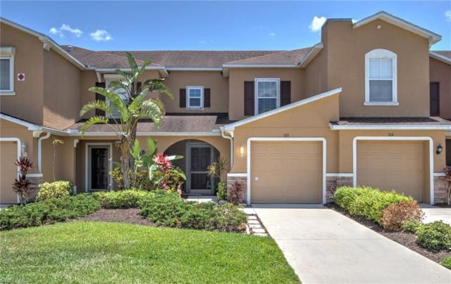 6370 Brant Bay Blvd #103, North Fort Myers, FL 33917 (MLS #218033503) :: The New Home Spot, Inc.