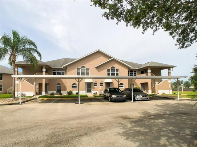 20 Cosmopolitan Dr #3, Lehigh Acres, FL 33936 (MLS #218033510) :: RE/MAX DREAM