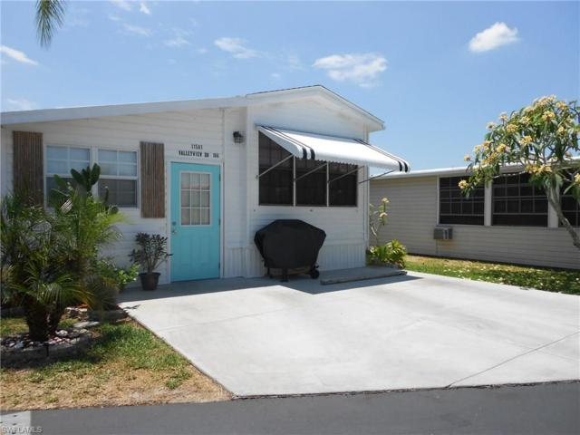 11561 Valleyview Dr #166, Fort Myers, FL 33908 (MLS #218033541) :: The New Home Spot, Inc.