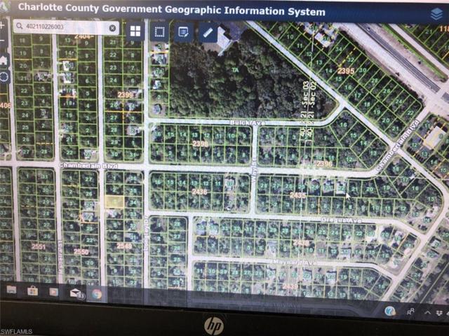 1024 Adalia Ter, Port Charlotte, FL 33953 (MLS #218034111) :: RE/MAX Realty Group