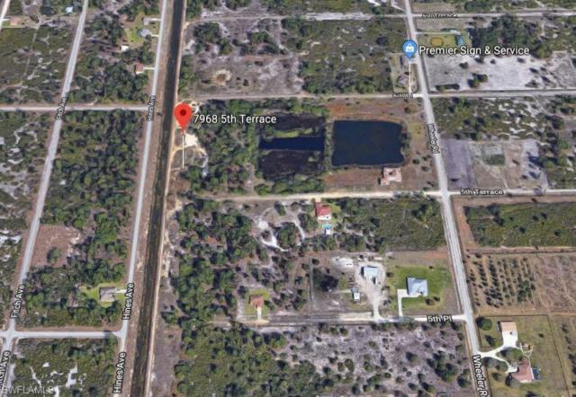 7968 5th Ter, Labelle, FL 33935 (MLS #218034846) :: RE/MAX Realty Group