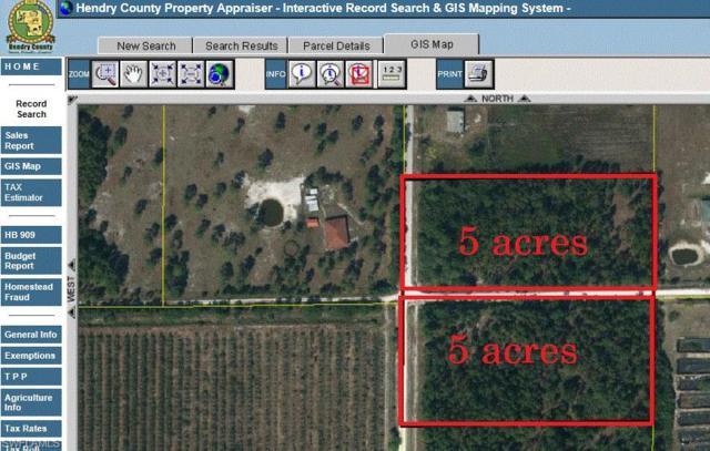 4358-1 Everhigh Acres Rd, Clewiston, FL 33440 (MLS #218034892) :: The New Home Spot, Inc.
