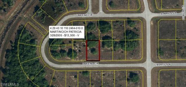106 Lansing Cir, Labelle, FL 33935 (MLS #218035809) :: RE/MAX Realty Group